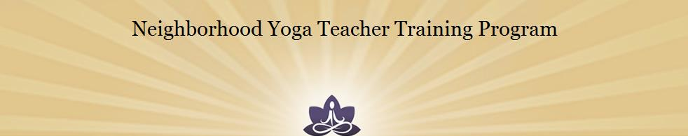 Utah Yoga Teacher Training